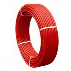 Труба из сшитого полиэтилена Giacomini 16x2,0 красная (Италия)
