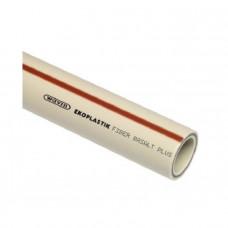 Труба EKOPLASTIK Fiber Basalt Plus (диаметр 20 мм)