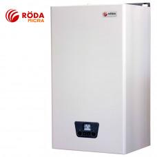 Газовый котел Roda Micra Duo CS 24  (+труба и угол)