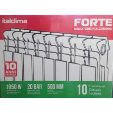 Биметаллический радиатор ITALCLIMA Forte 500/95 BM