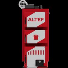 Твердотопливный котел Altep Classic Plus - 10 кВт (турбина+автоматика)