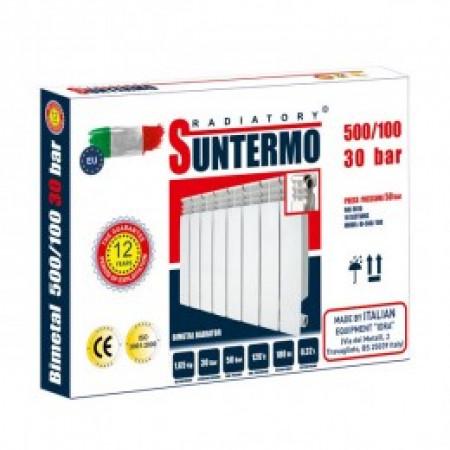 Биметаллический радиатор SUNTERMO 500/100